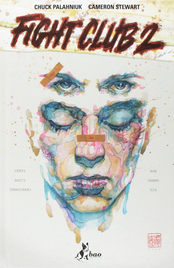 Fight club 2 - Chuck Palahniuk