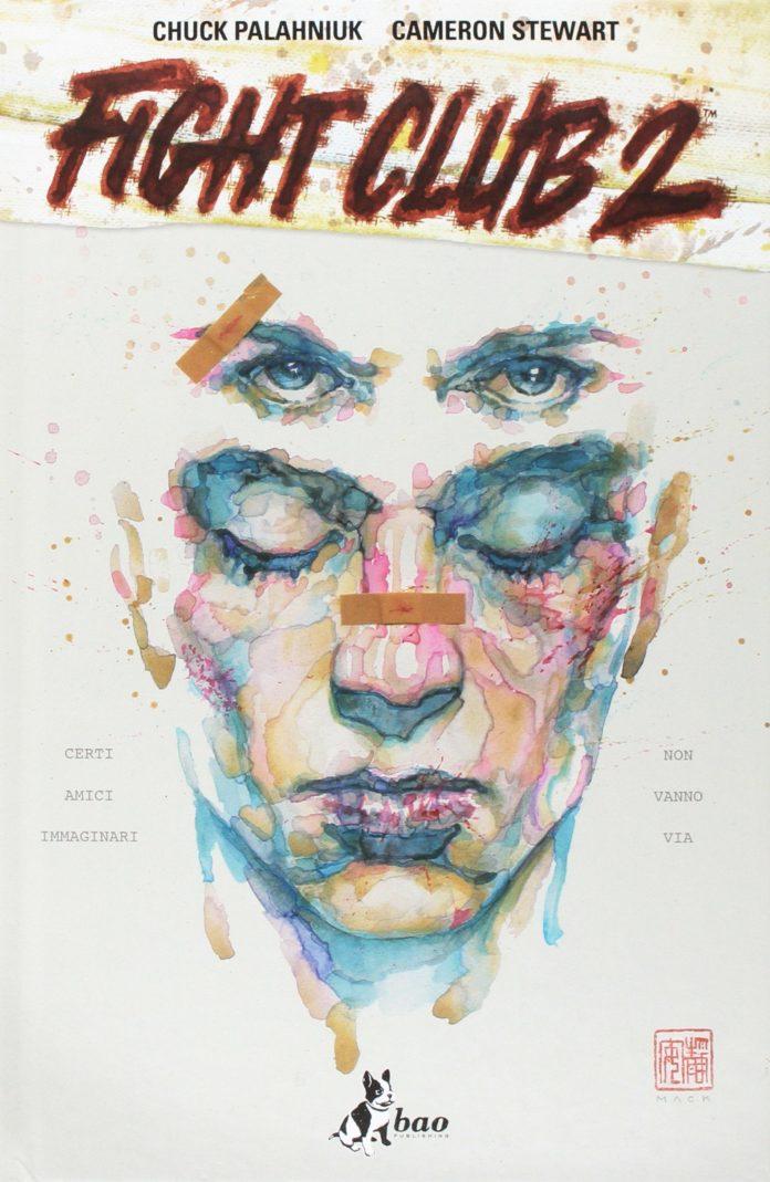 Fight club 2 - Chuck Palahniuk